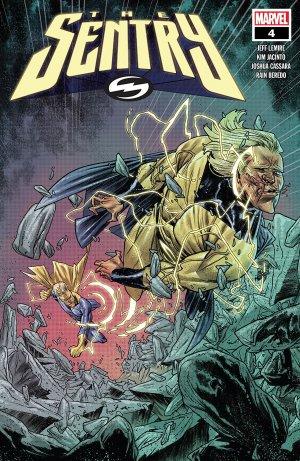 Sentry # 4 Issues V3 (2018)