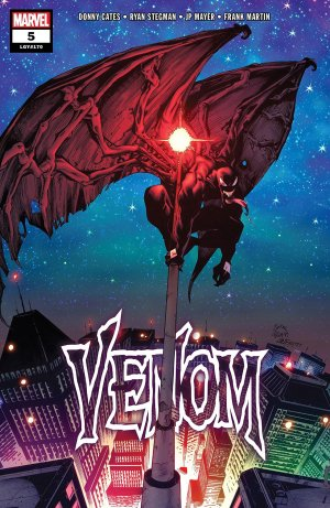 Venom # 5 Issues V4 (2018 - Ongoing)