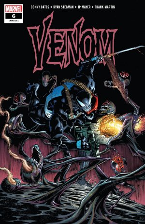 Venom # 6 Issues V4 (2018 - Ongoing)