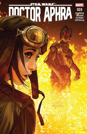 Star Wars - Docteur Aphra # 24