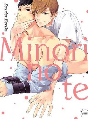 couverture, jaquette Minori no te   (Taifu Comics)