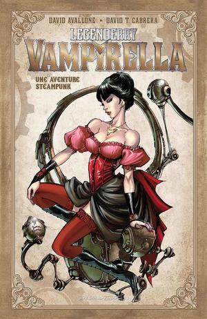 Legenderry - Vampirella  TPB hardcover (cartonnée)