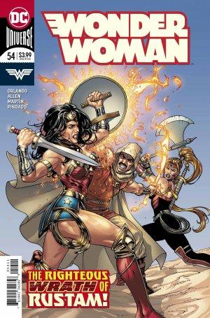 Wonder Woman # 54
