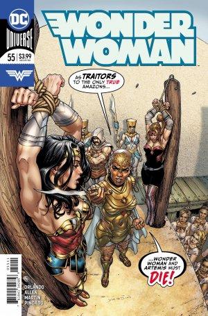 Wonder Woman # 55