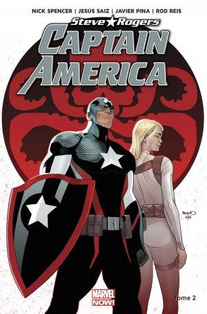 Captain America - Steve Rogers # 2