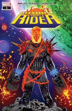 Cosmic Ghost Rider # 1 Issues (2018)