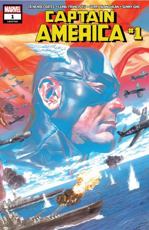 Captain America # 1 Issues V9 (2018 - Ongoing)