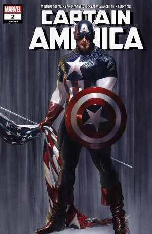 Captain America # 2 Issues V9 (2018 - Ongoing)