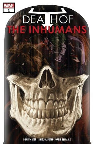 Death Of The Inhumans édition Issues (2018)