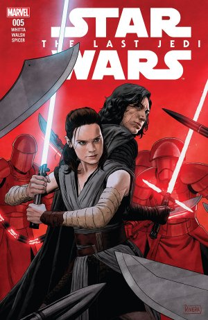 Star Wars - Les Derniers Jedi # 5 Issues (2018)