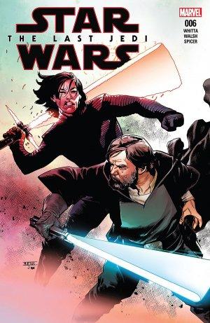 Star Wars - Les Derniers Jedi # 6 Issues (2018)