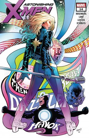 Astonishing X-Men # 14 Issues V4 (2017 - 2018)