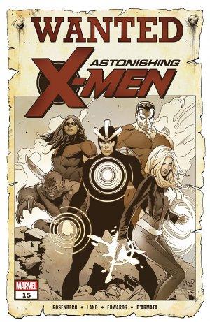 Astonishing X-Men # 15 Issues V4 (2017 - 2018)