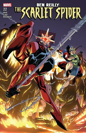 Ben Reilly - Scarlet Spider # 22