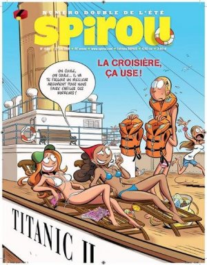 Le journal de Spirou 4185 Simple