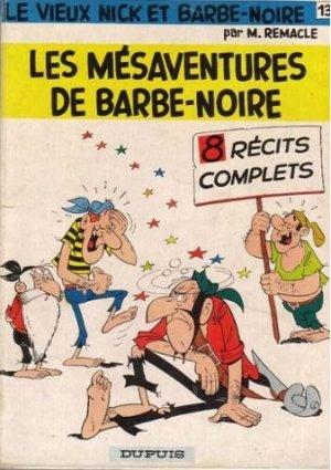 Le vieux Nick et Barbe-Noire édition Simple