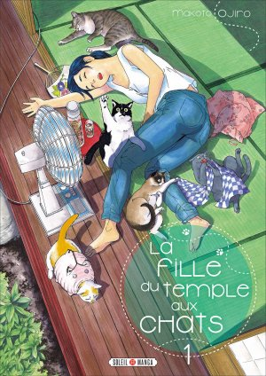 La Fille du Temple aux Chats édition Simple