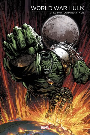 World War Hulk Par Greg Pak / John Romita Jr édition TPB hardcover (cartonnée)