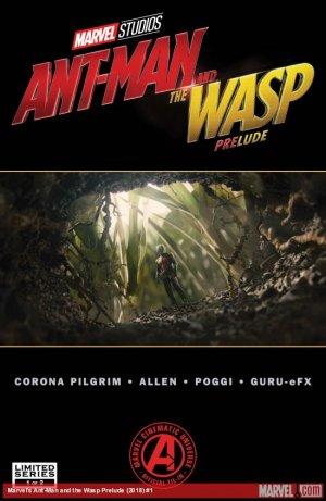 Ant-Man et La Guêpe - Le Prologue du Film édition Issues (2018)
