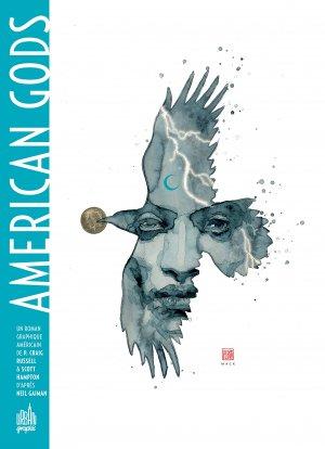 American Gods édition TPB hardcover (cartonnée)