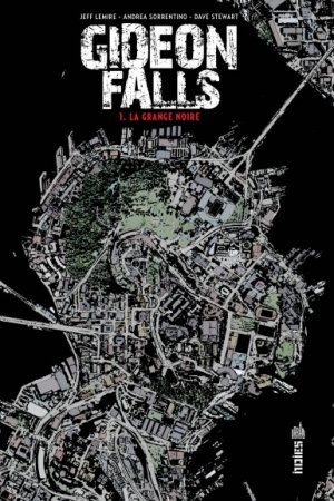 Gideon Falls # 1 TPB hardcover (cartonnée)