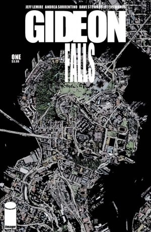 Gideon Falls édition Issues