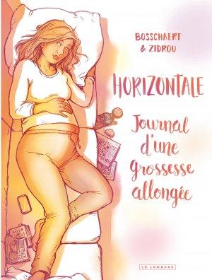 Horizontale - Journal d'une grossesse allongée édition simple