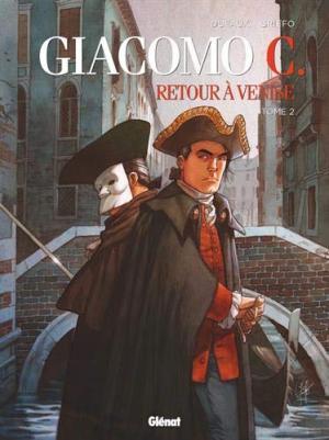 Giacomo C. - Retour a Venise T.2