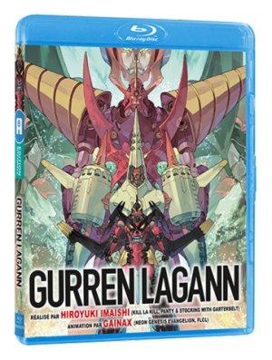 Gurren Lagann édition Intégrale Blu-ray