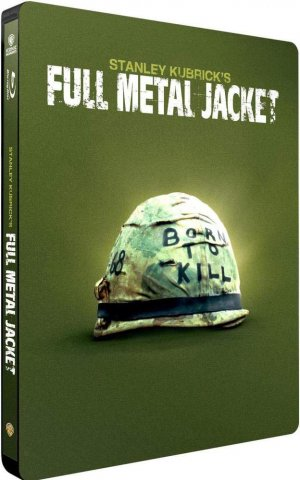 Full Metal Jacket édition SteelBook