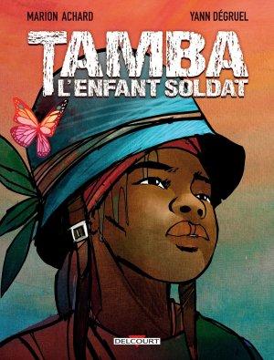 Tamba, l'enfant soldat édition simple