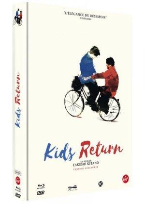 Kids return édition Edition Limitée Digibook