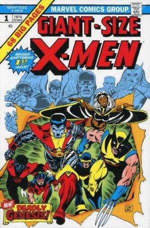 Uncanny X-Men # 1 TPB Hardcover - Omnibus