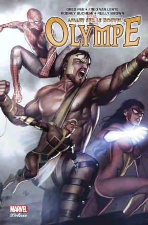 Assaut Sur Le Nouvel Olympe édition TPB Hardcover - Marvel Deluxe