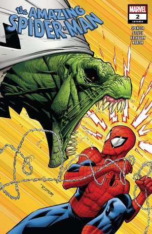 The Amazing Spider-Man # 2