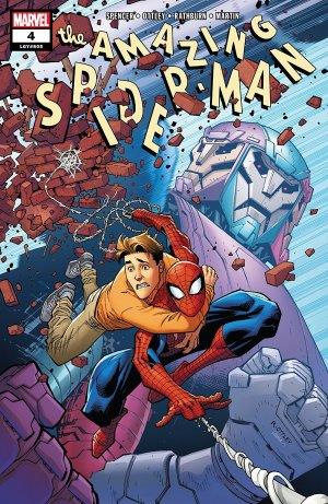 The Amazing Spider-Man # 4