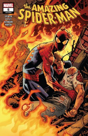 The Amazing Spider-Man # 5