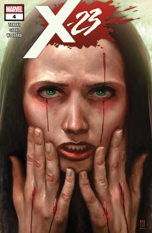X-23 # 4 Issues V4 (2018 - 2019)