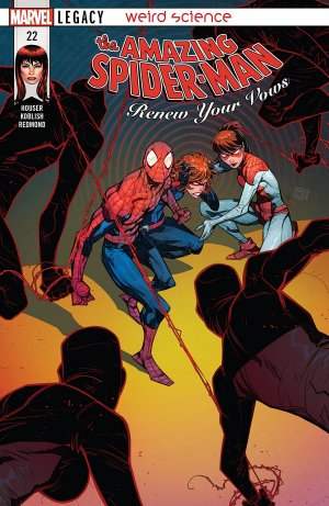 Amazing Spider-Man - Renew Your Vows # 22 Issues V2 (2016 - 2018)
