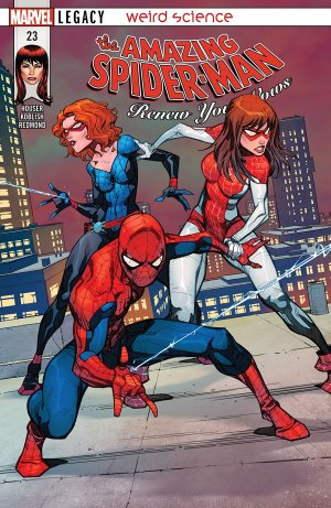 Amazing Spider-Man - Renew Your Vows # 23 Issues V2 (2016 - 2018)