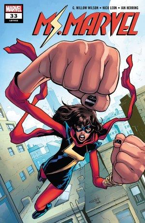 Ms. Marvel # 33 Issues V4 (2015 - 2019)