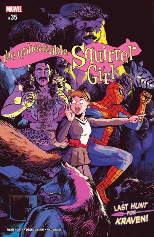 The Unbeatable Squirrel Girl T.35