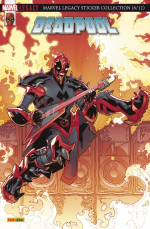 Marvel Legacy - Deadpool # 2