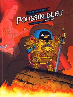 Poussin Bleu # 1