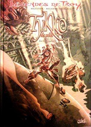 Légendes de Troy : Tykko des sables édition Tirage sépcial libraire