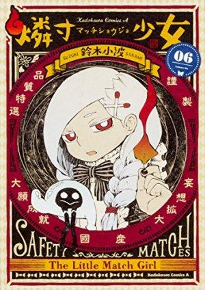 couverture, jaquette La petite fille aux allumettes 6  (Kadokawa)