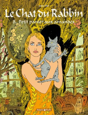 Le chat du rabbin T.8