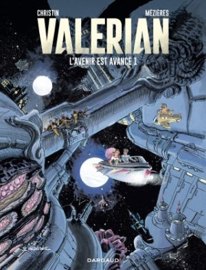 Valérian 5 - L'avenir est avancé (partie 1)