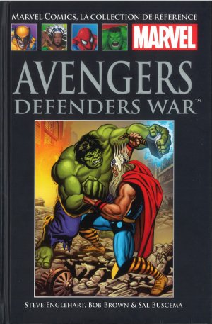 Marvel Comics, la Collection de Référence # 25