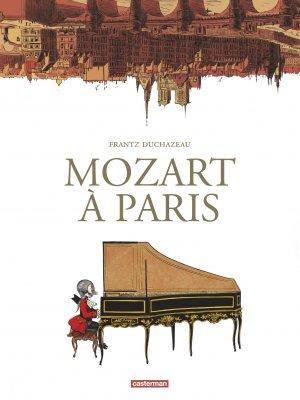 Mozart à Paris  simple
